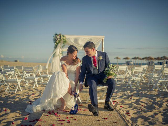 La boda de Fernando y Lucia en Zahara De Los Atunes, Cádiz 25