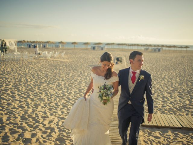 La boda de Fernando y Lucia en Zahara De Los Atunes, Cádiz 30