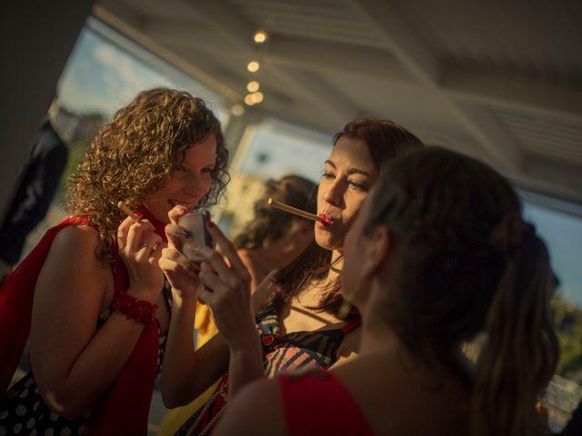 La boda de Fernando y Lucia en Zahara De Los Atunes, Cádiz 34