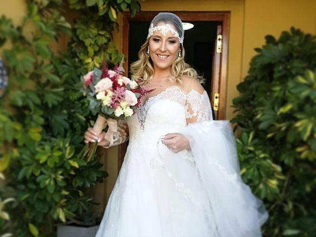 La boda de Jesús  y Verónica  en Málaga, Málaga 5