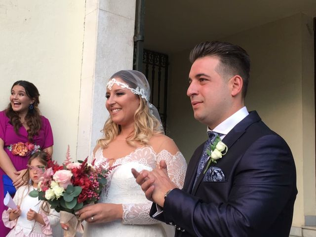 La boda de Jesús  y Verónica  en Málaga, Málaga 7