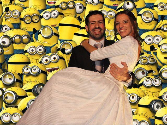 La boda de Carlos  y Mónica  en Madrid, Madrid 1