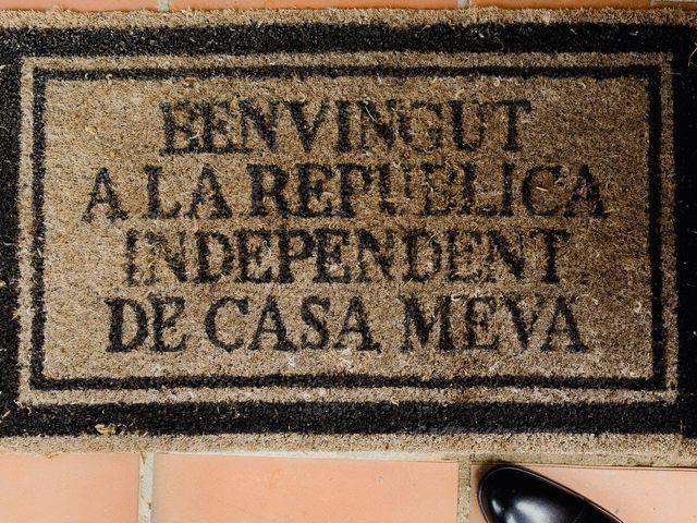 La boda de Martí y Laia en La Pobla De Claramunt, Barcelona 3
