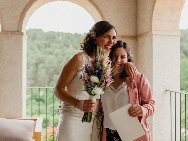 La boda de Martí y Laia en La Pobla De Claramunt, Barcelona 63