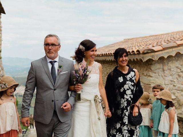 La boda de Martí y Laia en La Pobla De Claramunt, Barcelona 75