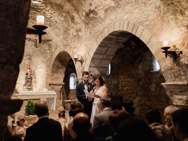 La boda de Martí y Laia en La Pobla De Claramunt, Barcelona 83
