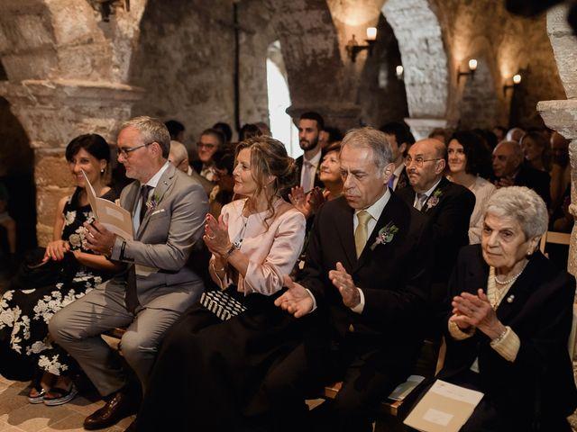 La boda de Martí y Laia en La Pobla De Claramunt, Barcelona 84