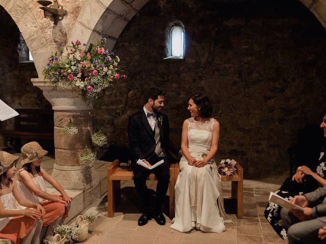 La boda de Martí y Laia en La Pobla De Claramunt, Barcelona 85
