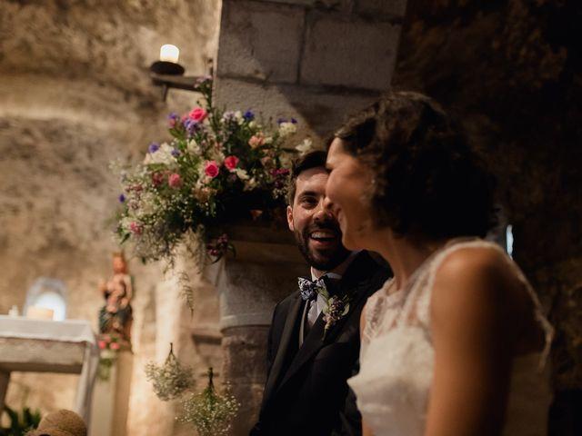 La boda de Martí y Laia en La Pobla De Claramunt, Barcelona 90