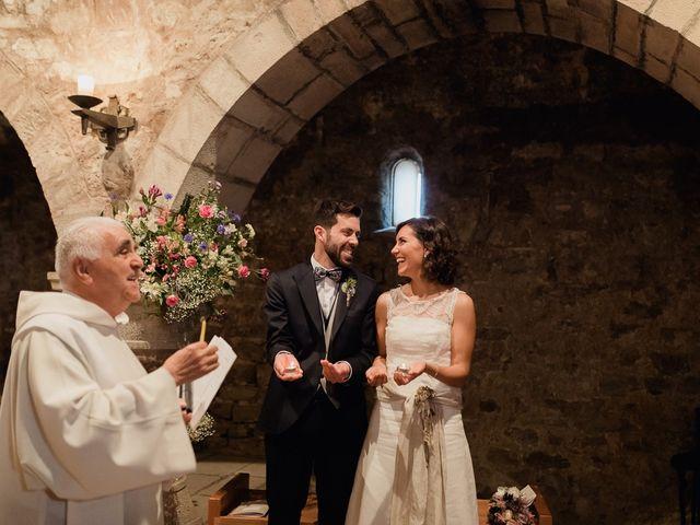 La boda de Martí y Laia en La Pobla De Claramunt, Barcelona 93