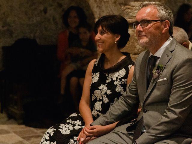 La boda de Martí y Laia en La Pobla De Claramunt, Barcelona 108