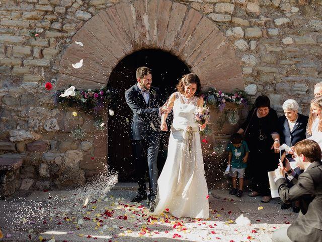 La boda de Martí y Laia en La Pobla De Claramunt, Barcelona 120