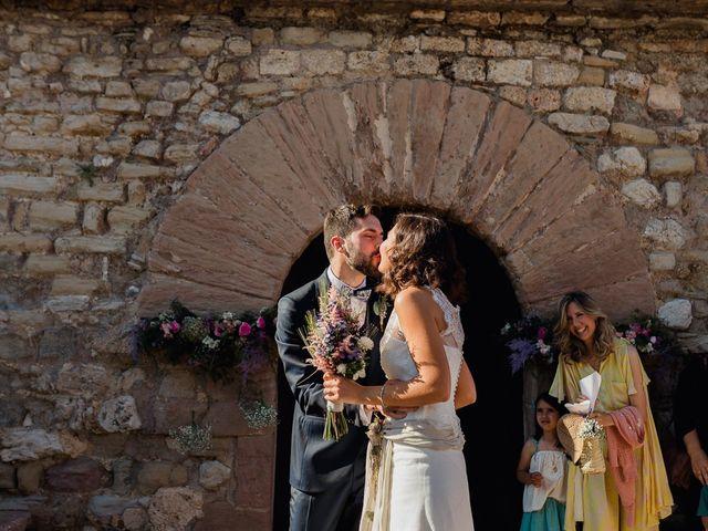 La boda de Martí y Laia en La Pobla De Claramunt, Barcelona 121