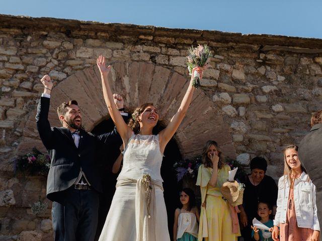 La boda de Martí y Laia en La Pobla De Claramunt, Barcelona 123
