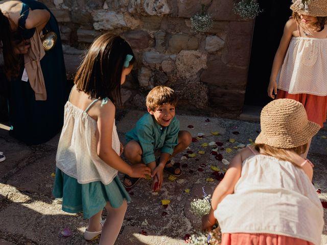 La boda de Martí y Laia en La Pobla De Claramunt, Barcelona 125