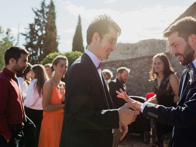 La boda de Martí y Laia en La Pobla De Claramunt, Barcelona 128