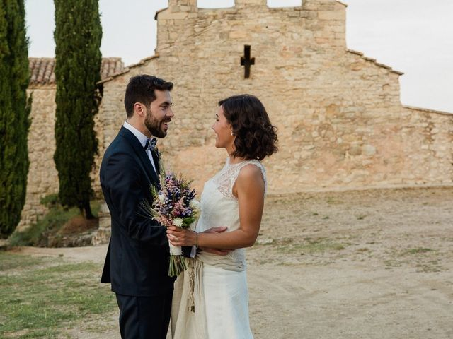 La boda de Martí y Laia en La Pobla De Claramunt, Barcelona 130
