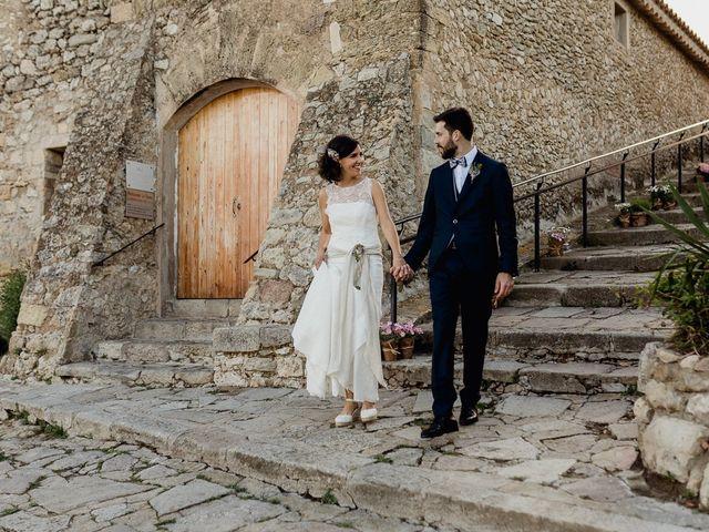 La boda de Martí y Laia en La Pobla De Claramunt, Barcelona 136