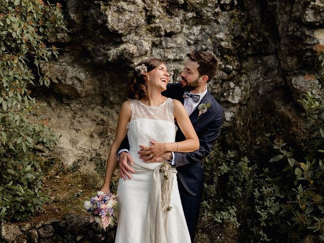 La boda de Martí y Laia en La Pobla De Claramunt, Barcelona 137