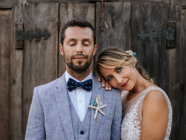 La boda de Deborah y Jose
