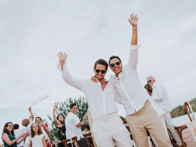 La boda de Alexander y Erick
