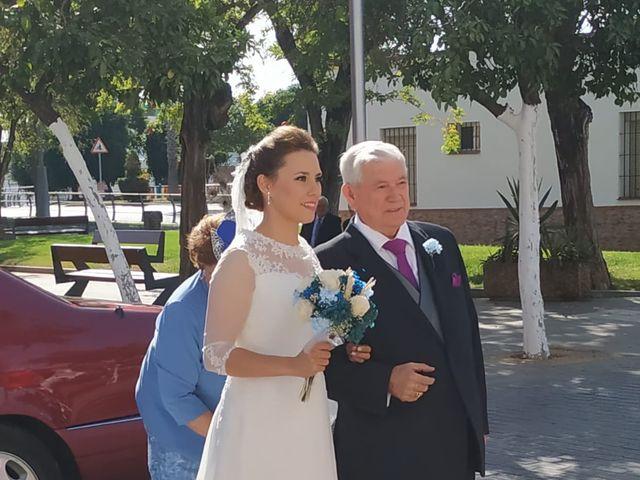 La boda de Sergio y Marisa  en Sevilla, Sevilla 5