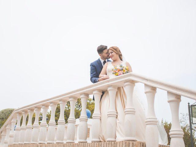 La boda de Rosa y Adrián