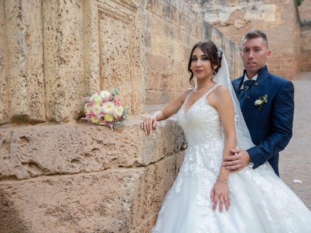 La boda de Juan Antonio y Alicia en Durcal, Granada 1