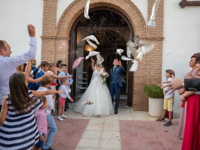 La boda de Juan Antonio y Alicia en Durcal, Granada 2