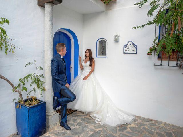La boda de Juan Antonio y Alicia en Durcal, Granada 25