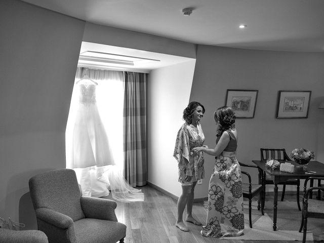 La boda de Toni y Eva en Mondariz (Balneario), Pontevedra 18
