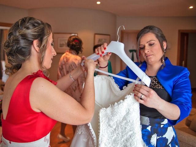La boda de Toni y Eva en Mondariz (Balneario), Pontevedra 29