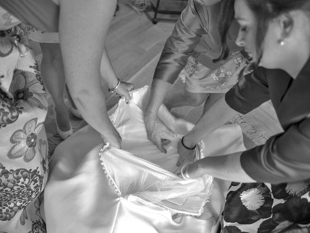La boda de Toni y Eva en Mondariz (Balneario), Pontevedra 30