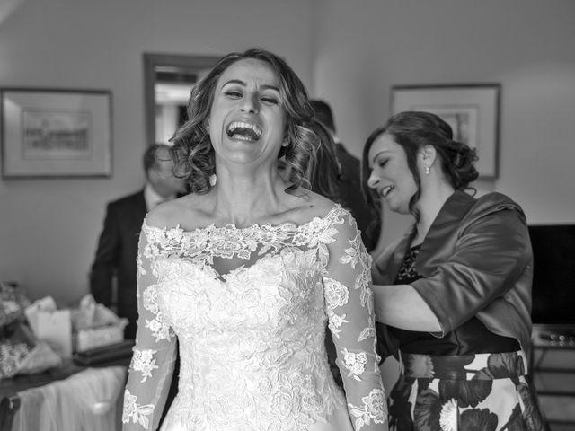 La boda de Toni y Eva en Mondariz (Balneario), Pontevedra 32