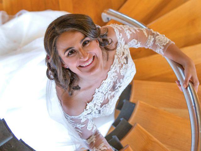 La boda de Toni y Eva en Mondariz (Balneario), Pontevedra 1