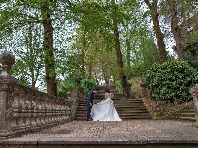 La boda de Toni y Eva en Mondariz (Balneario), Pontevedra 72