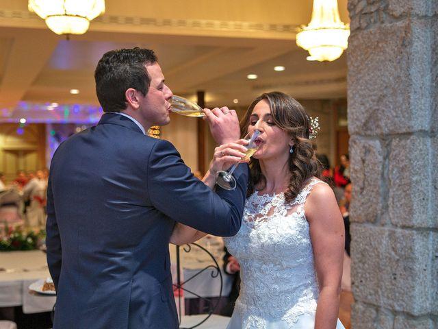 La boda de Toni y Eva en Mondariz (Balneario), Pontevedra 81