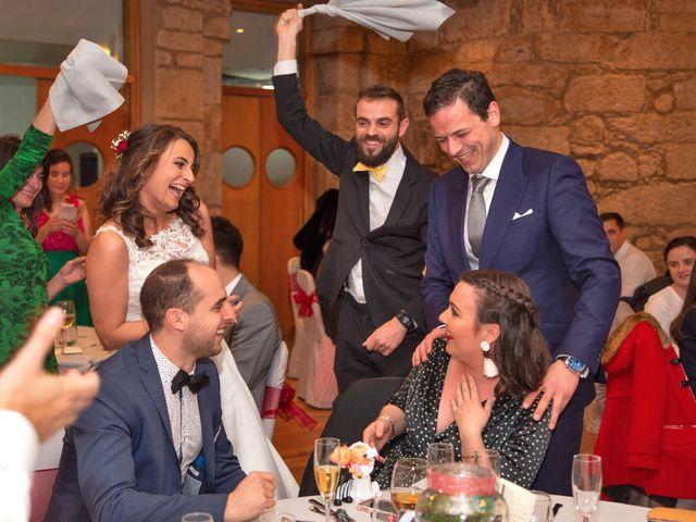 La boda de Toni y Eva en Mondariz (Balneario), Pontevedra 82