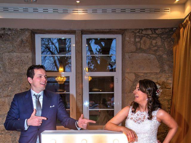 La boda de Toni y Eva en Mondariz (Balneario), Pontevedra 85