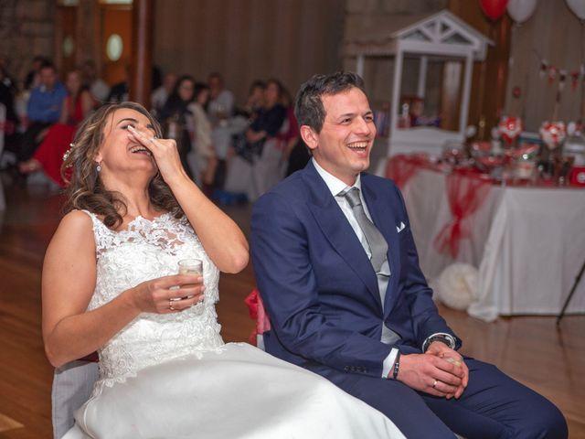 La boda de Toni y Eva en Mondariz (Balneario), Pontevedra 90