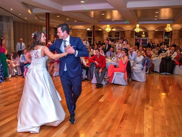 La boda de Toni y Eva en Mondariz (Balneario), Pontevedra 91