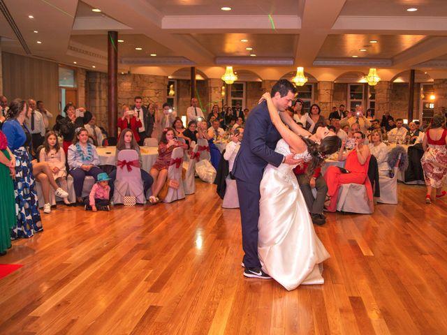 La boda de Toni y Eva en Mondariz (Balneario), Pontevedra 92