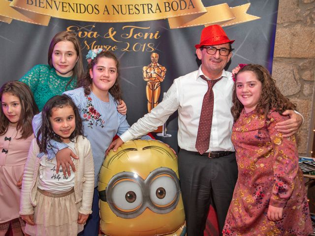 La boda de Toni y Eva en Mondariz (Balneario), Pontevedra 99