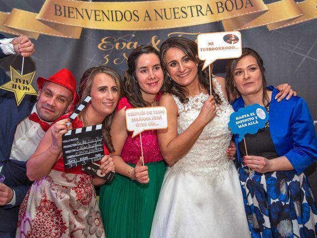 La boda de Toni y Eva en Mondariz (Balneario), Pontevedra 101