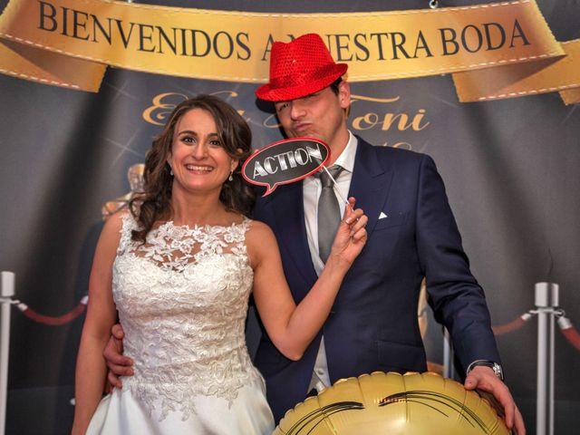 La boda de Toni y Eva en Mondariz (Balneario), Pontevedra 103
