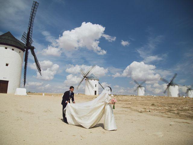 La boda de Angela y Ezequiel