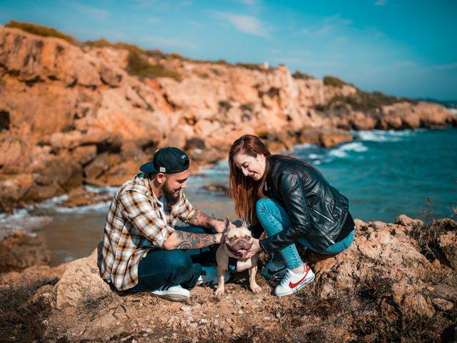 La boda de Antonio y Tamara en Tarragona, Tarragona 3