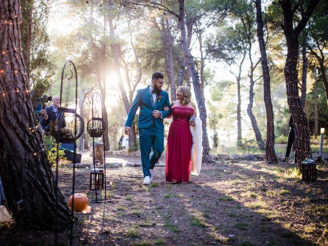 La boda de Antonio y Tamara en Tarragona, Tarragona 70