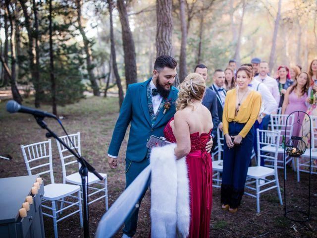 La boda de Antonio y Tamara en Tarragona, Tarragona 73