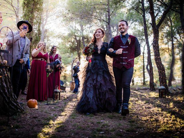 La boda de Antonio y Tamara en Tarragona, Tarragona 74